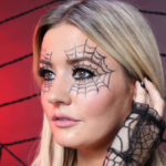 Лайфхак: макияж и образ на Хэллоуин за пару минут