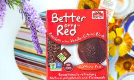 Органический ройбуш от Now Foods – удобный чай с iHerb. Отзыв
