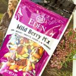 Eden Foods – смесь ягод и орехов с iHerb. Отзыв