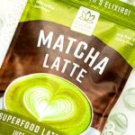 Очень ароматный чай маття латте – некофейный питательный напиток с iHerb. Отзыв