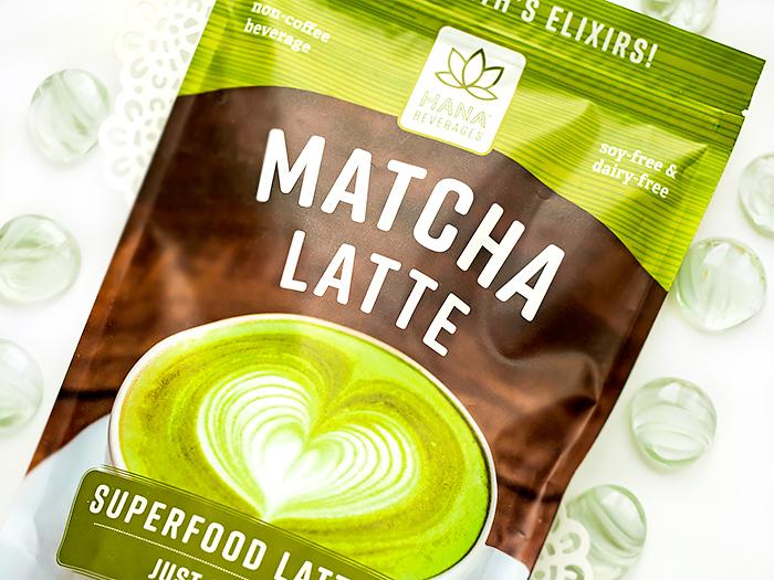 Очень ароматный чай маття латте - некофейный питательный напиток с iHerb. Отзыв