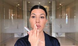 Рецепт масок от Кортни Кардашьян, а также советы по макияжу