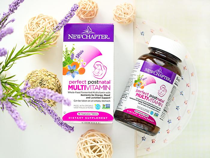 Витамины для кормящих грудью с iHerb - New Chapter - Perfect Postnatal Multivitamin. Отзыв