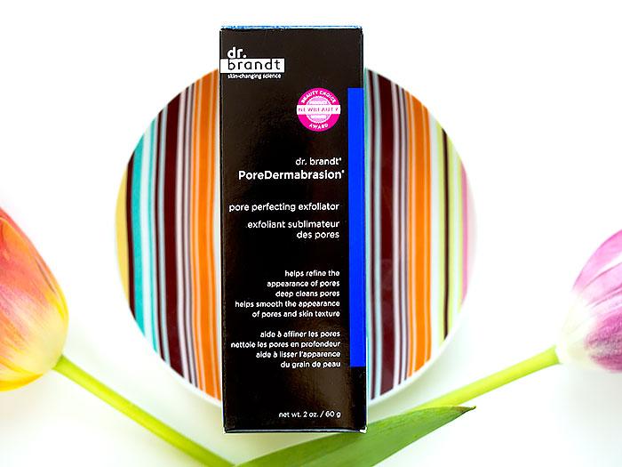 Dr. Brandt Skincare PoreDermabrasion Pore Perfecting Exfoliator - Микродермабразия для очищения и сужения пор. Отзыв