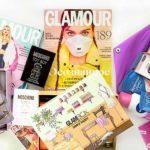Glambox 2 (февраль), 3 (март), Glambag 3 (март). Составы