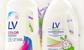 LV – гипоаллергенные гели для стирки цветного и детского белья. Отзыв