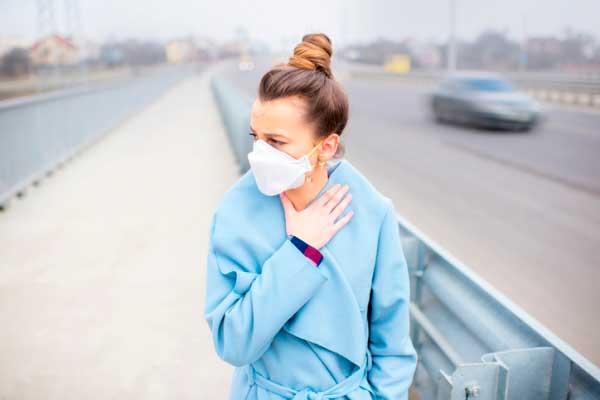 Как ношение защитных масок влияет на кожу – обычную, сухую, проблемную