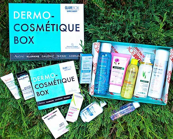 Glambox 5, Mom and Baby Box, Dermo-Cosmetique Box – составы, отзыв
