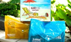 Glambox 7 и Glambag 7 – июль, лимитка Glambag 5 лет – составы