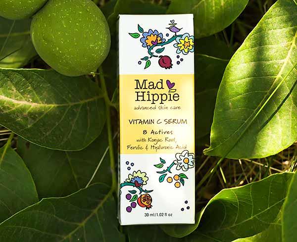Самая популярная сыворотка с витамином С на iHerb от Mad Hippie, в чем секрет?