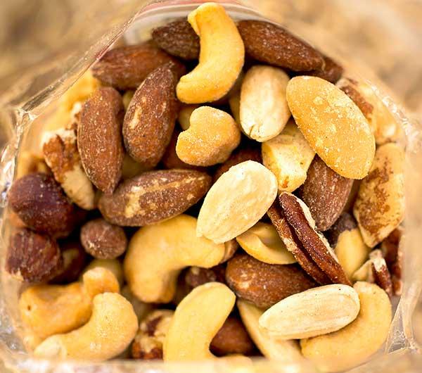 Орехи на iHerb: за и против