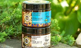 Маски для волос Planeta Organica. Отзыв