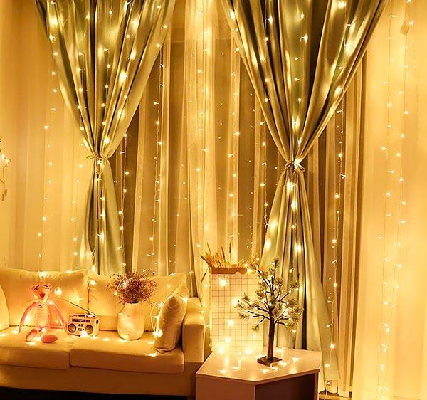 Как украсить дом на Новый год: много идей