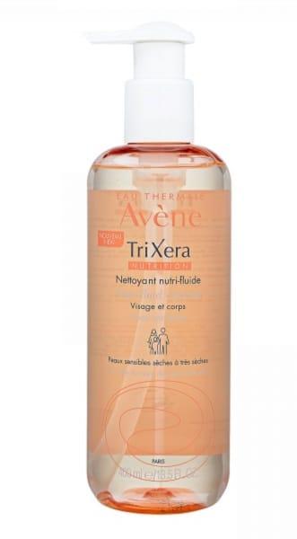 """Avene Легкий питательный очищающий гель """"Trixera Nutrition"""" отзыв"""