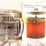 Заварочный чайник Rishi Tea Simple Brew: как пользоваться, несколько лайфхаков
