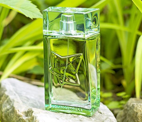 Как меняется аромат в зависимости от времени года: одеколон Lolita Lempicka – Green Lover
