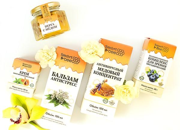 Добавки для здоровья с прополисом Smart Bee: отзыв