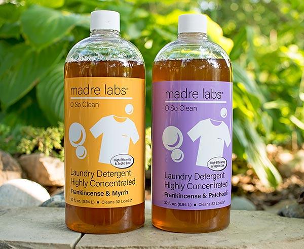 Высококонцентрированное средство для стирки Madre Labs. Отзыв