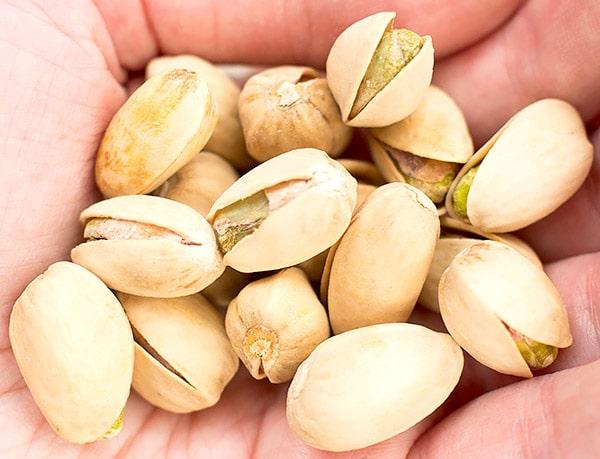 Орехи с айхерба, часть 2: орехи Now Foods – фисташки и пекан. Отзыв