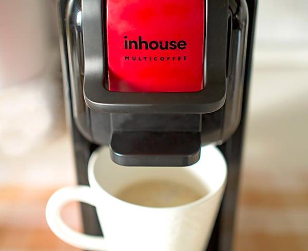 Капсульная кофемашина Inhouse Multicoffe, отзыв + дополнительная скидка на все у Inhouse