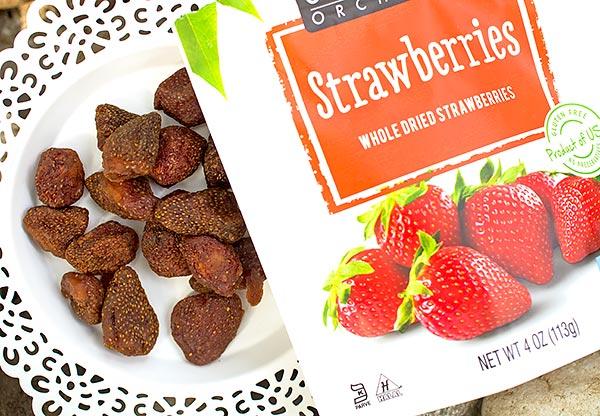 Клубника, вишня, голубика Stoneridge Orchards: что стоит, а что не стоит заказывать на айхербе